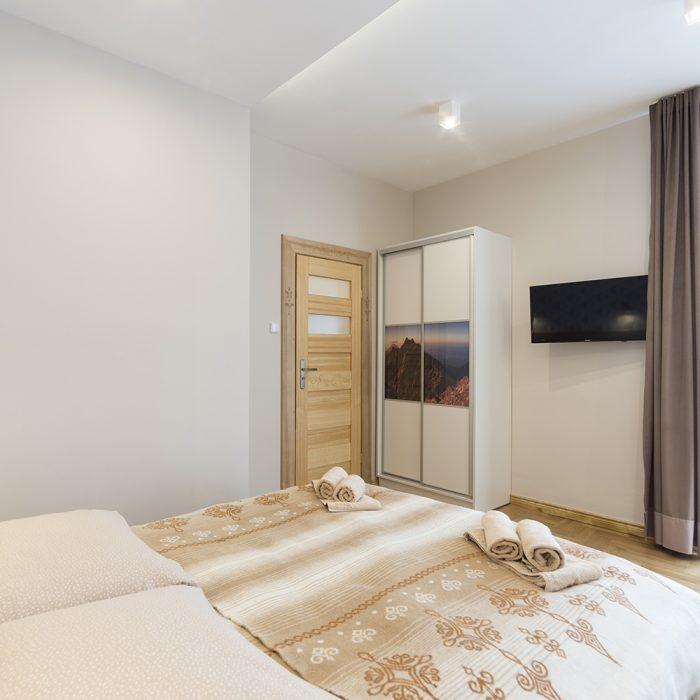 AMI Zakopane apartament dwuosobowy