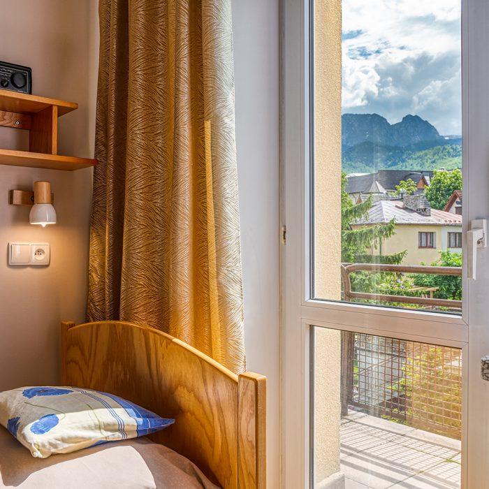 AMI Zakopane pokój 2+1 z balkonem