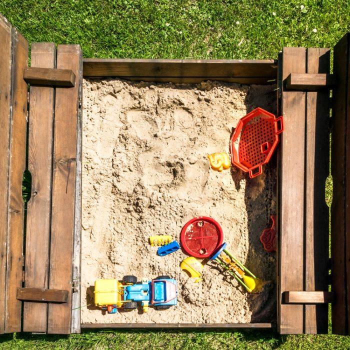 AMI Zakopane plac zabaw