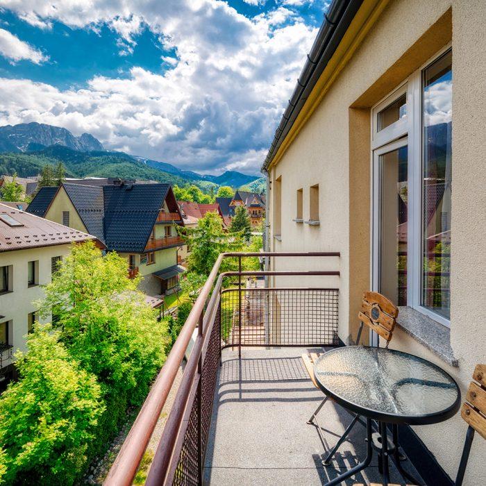 AMI ZAKOPANE - Pokój dwuosobowy z balkonem